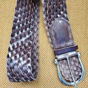 Like new michael Kors leather belt